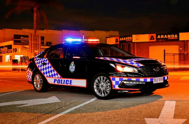 KOREAN KOP KARS: Queenslanders won't be pulled over by Falcons and Commodores for much longer, it's the Hyundai Sonatas that'll get you now