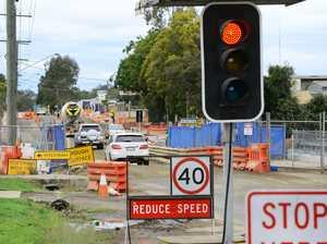 Roadworks to make crossing safer for pedestrians