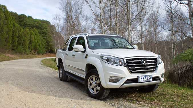 Great Wall Steed double cab ute.Photo: Contributed
