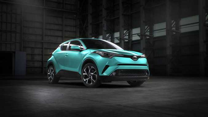 C-HR CROSSOVER: Ready for Toyota to get even stronger in Australia's SUV market? Japanese giant prepares to finally launch a small SUV on our shores