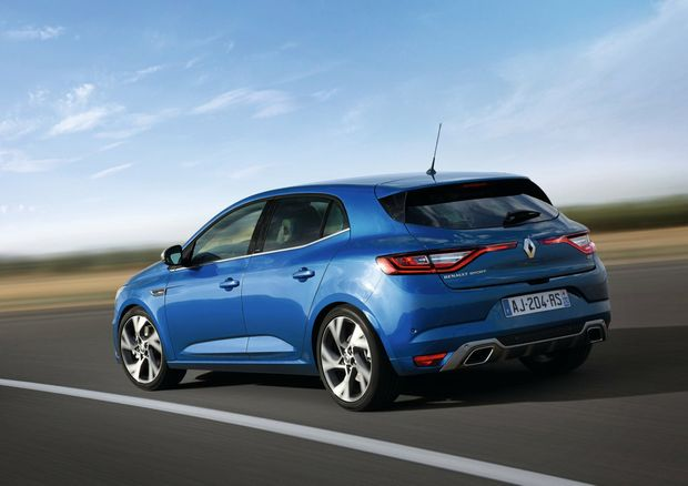 2016 Renault Megane. Photo: Contributed