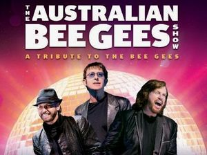 Australian Bee Gees are staying alive on tour
