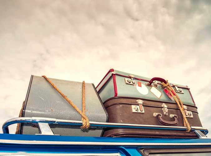 Take time to unpack your bag and repack it to suit what you want in your future.
