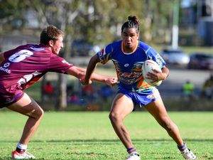 Two South Burnett players take out TRL awards