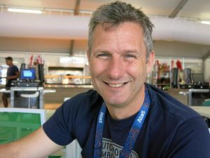 Adam Hills and the Paralympic conversion