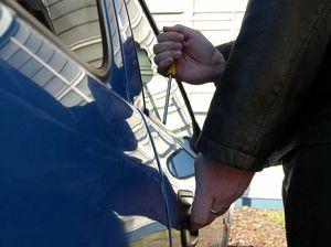 Cops arrest five over car break-in spate