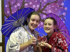 Toowoomba students awarded for story-dance
