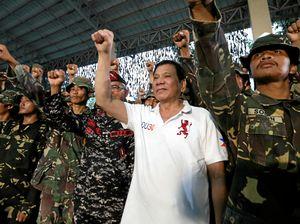 Did President Rodrigo pull trigger?