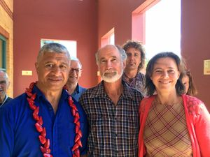 Climate change activists celebrate after court win