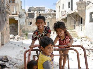 Aleppo still waiting for supplies