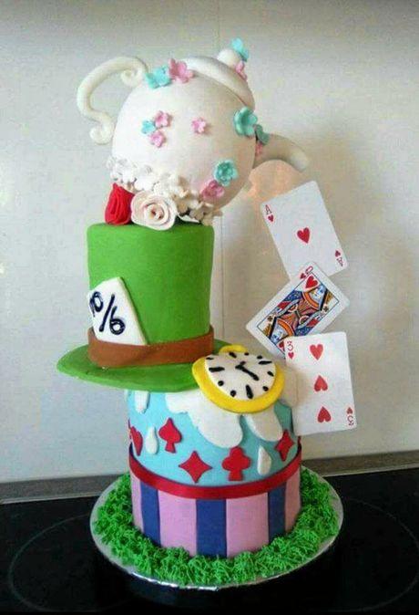 Zumbos Cake
