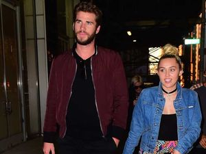 Miley Cyrus and Liam Hemsworth writing a play together