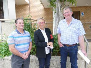 Nine new councillors face big challenge