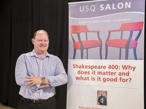 USQ explores why Shakespeare still matters