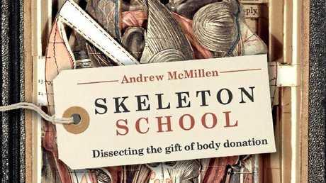 Andrew McMillen's latest book, Skeleton School.