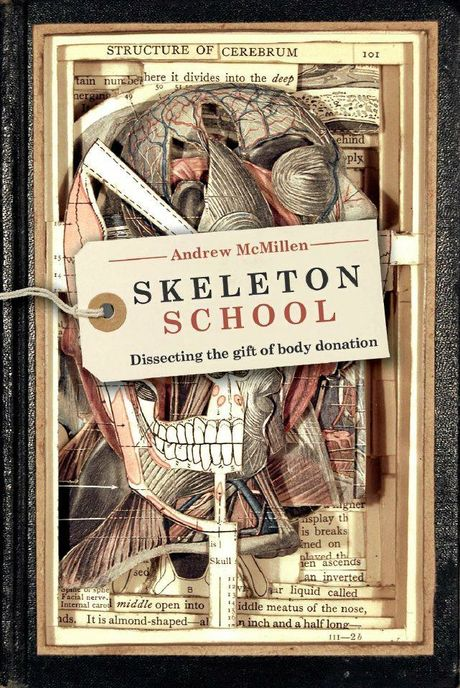 Andrew McMillen's latest book, Skeleton School.