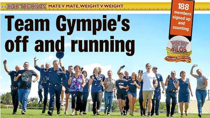 Go team Gympie!