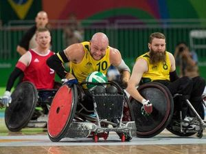 Aussie Steelers will fight USA for wheelchair rugby medal