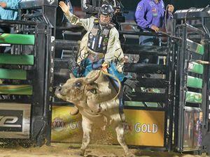 WATCH: Former U20 Bronco wins PBR title in thrilling re-ride