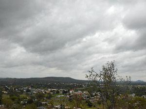 North Burnett experiences steady rainfall