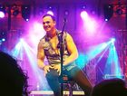 Shannon Noll performs at the Bowen Fishing Classic weekend, Saturday September 17.
