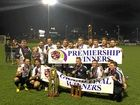 Magpies' Premier men's team takes out the Premiership against last year's winner, Wanderers.