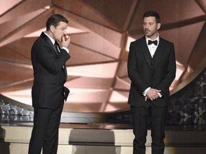 WATCH: Matt Damon teases Emmys 'loser' Jimmy Kimmel