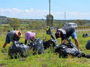 Locals unite to eradicate Fireweed