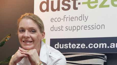 Liza Barnes - dust-eze Business Development Manager