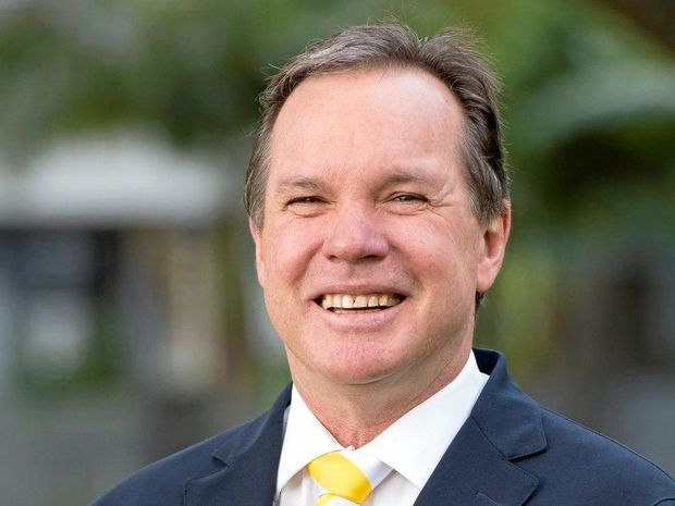 BIG SALE: Ray White Rural real estate agent Peter Douglas is leading the Aurizon property sale.