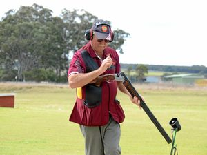 Check out the results from the Combined Services National Trap Shooting Championships