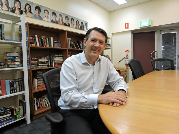 MOVE CRITICISED: NT Labor leader Michael Gunner announced a moratorium on fracking practice in the Territory.