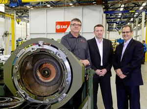 Tank contract is turbo boost for hi-tech jobs in Ipswich