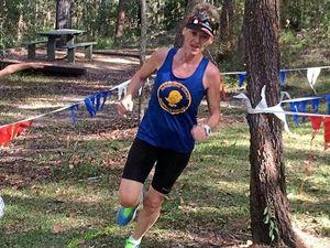 Meet the mum who runs more than 70km a week