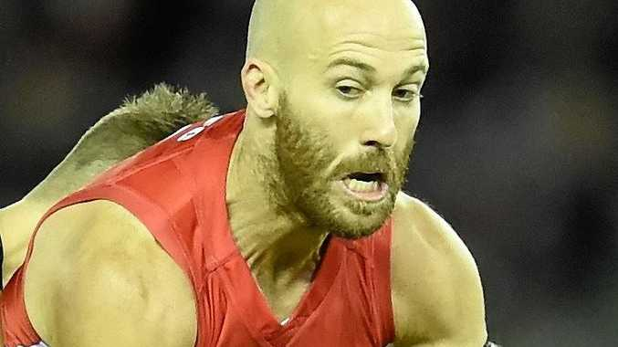 Jarrad McVeigh of the Swans has been cleared of serious injury ahead of this weekend's preliminary final against the Cats.