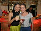 L-R Teahlia Tui and Erin Adcock at Ginger Mule. Photo Liam Fahey / Morning Bulletin
