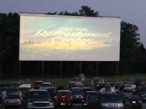 Get revved up for a night at the drive-in