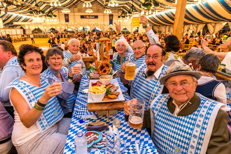 PROST: Oktoberfest is celebrated world-wide and this year Ipswich is getting on board.