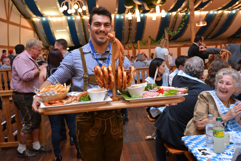 Make your own unique Oktoberfest celebrations by hosting a party at home.