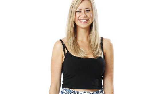 Australian Survivor contestant Phoebe Timmins.