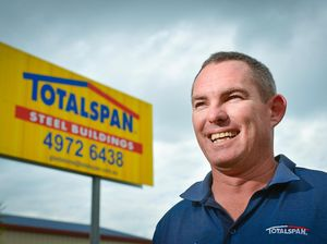 Gladstone man privileged to own his first business