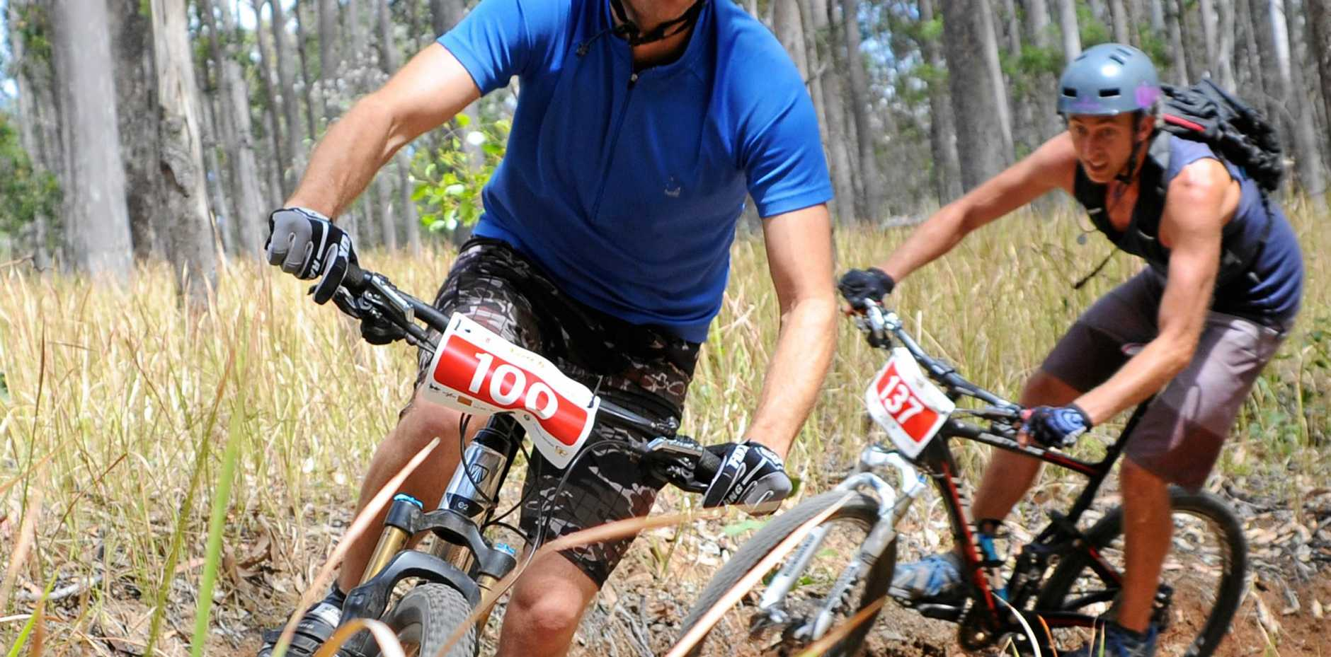 PEDAL POWER: A big weekend of mountain bike riding is planned for the Coffs Coast.