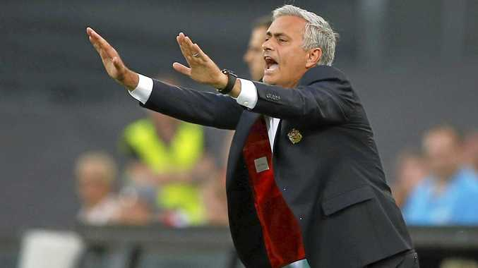 New Manchester United manager Jose Mourinho is under pressure.