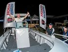 LADY LUCK: Crystalbrook's Ashley Fennel was the lucky senior boat prize winner.