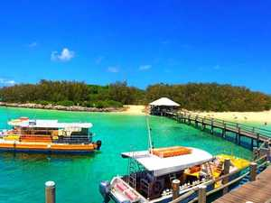 OUR PICK: Chris Foey's colourful shot of one of Gladstone's great tourism hot spots, Heron Island.