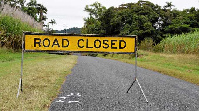 rd closure applications tableands regional council