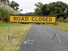 Road closed generic.Photo: Emily Smith