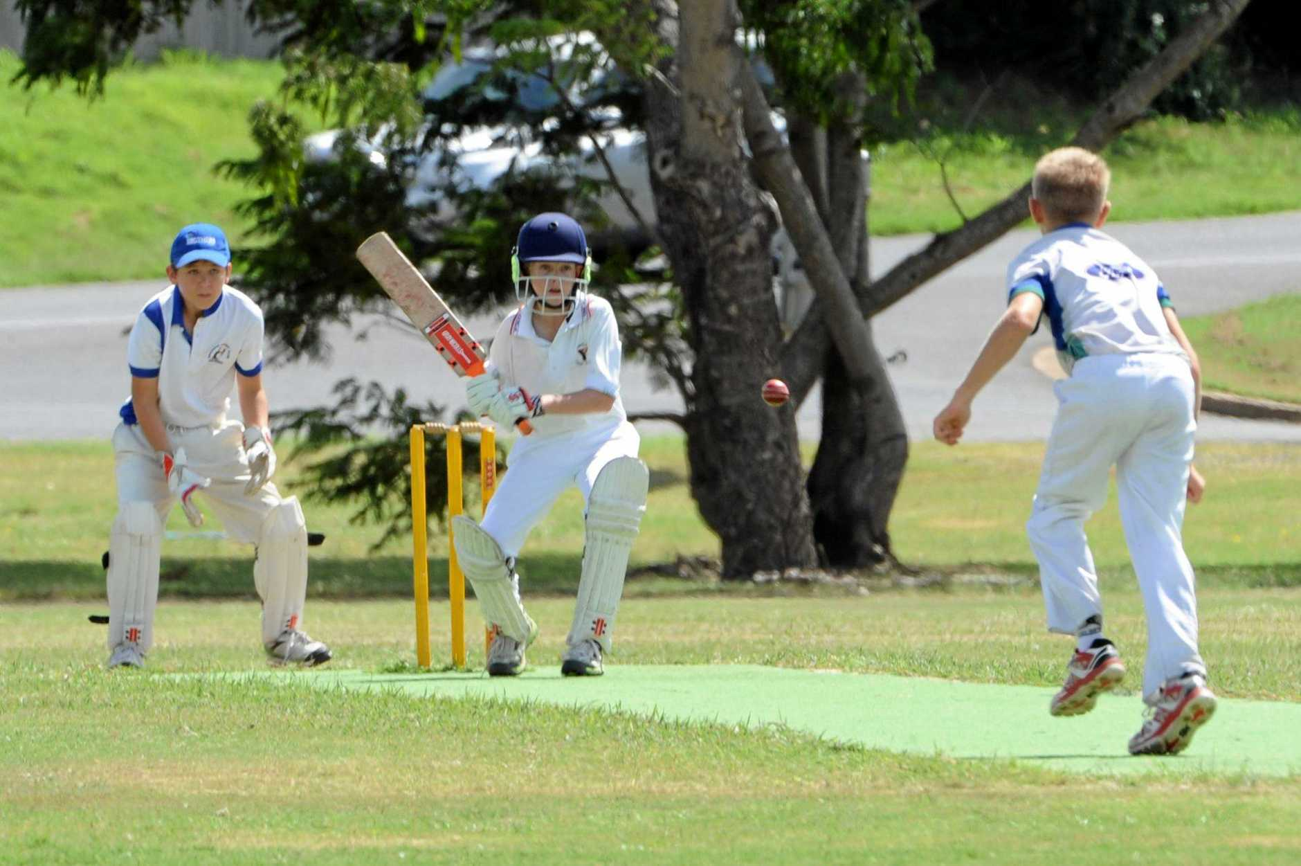 SKILL SET: Junior cricketers will benefit from proposed rule changes.