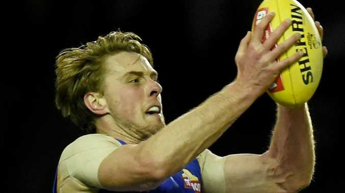 Jordan Roughead is relishing the clash with the Giants.