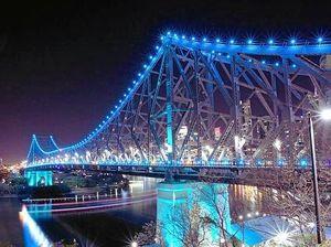 Story Bridge to turn teal for World Alzheimer's Day